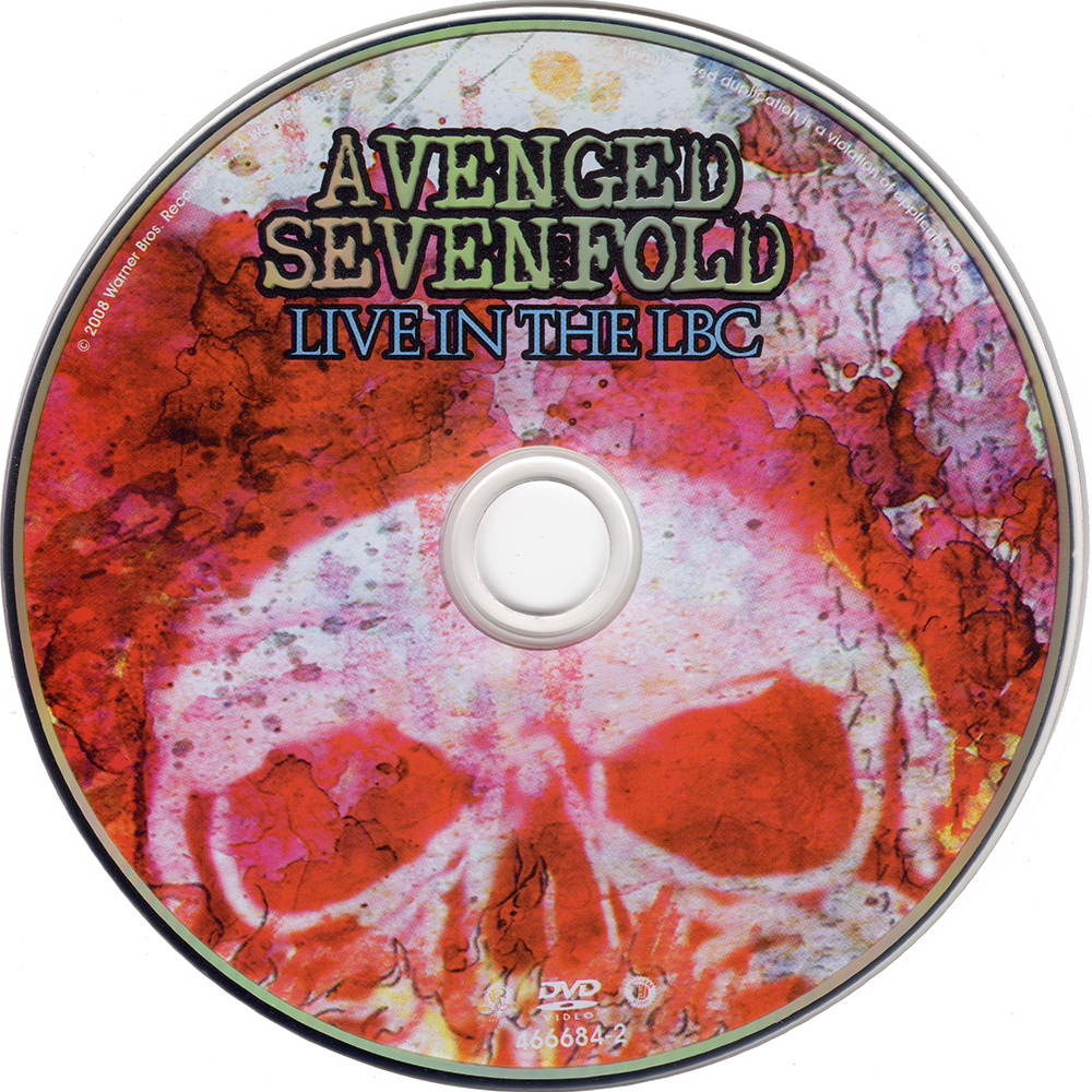 avenged sevenfold live in lbc dvd